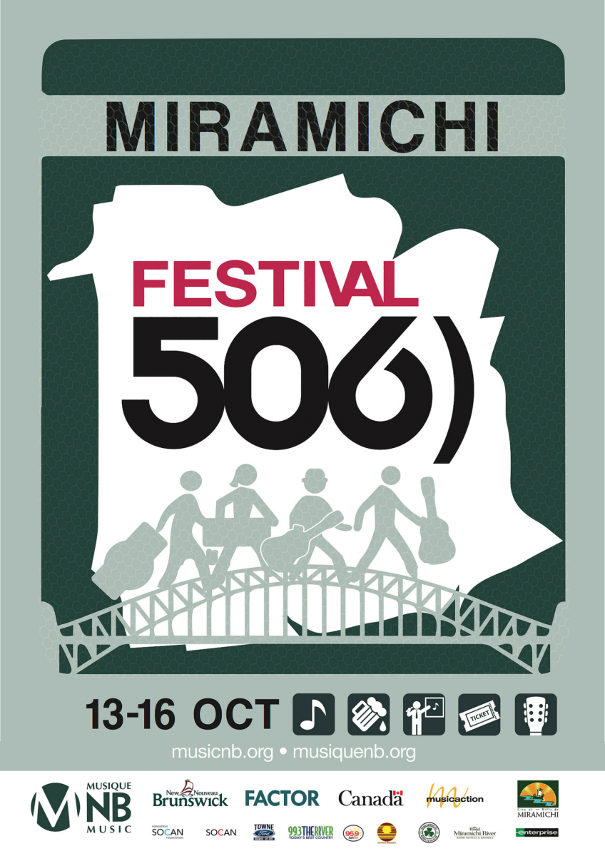 Miramichi will be the place to be this October, as organizers of the 10th  edition of Festival (506) have unveiled their concert line-up for a ...